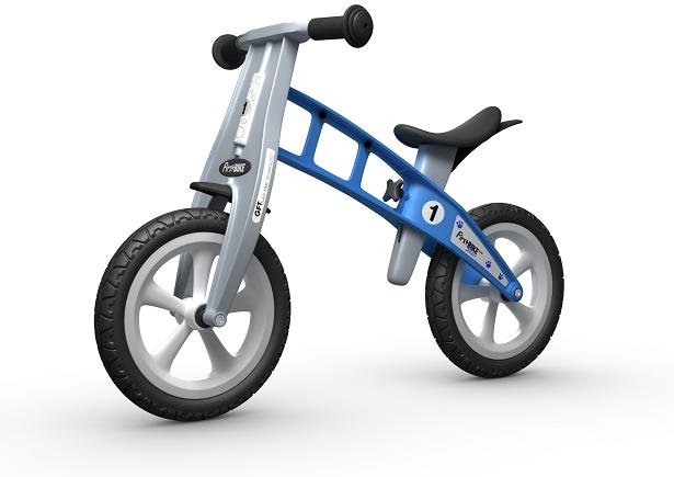 FirstBIKE Balance Bike Basic Light Blue4
