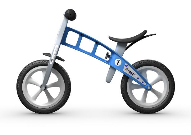 FirstBIKE Balance Bike Basic Light Blue3