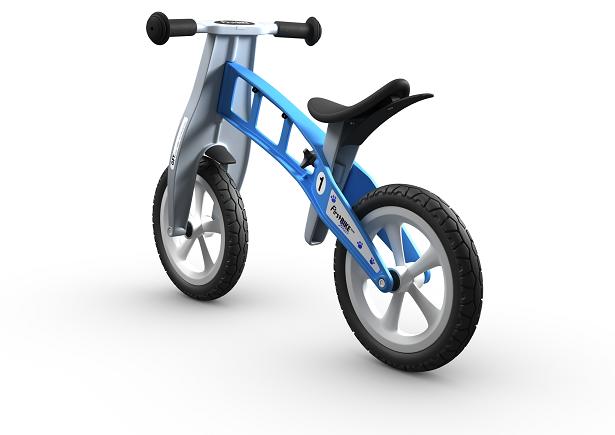 FirstBIKE Balance Bike Basic Light Blue1