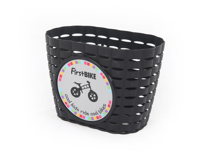 FirstBIKE Basket Black4