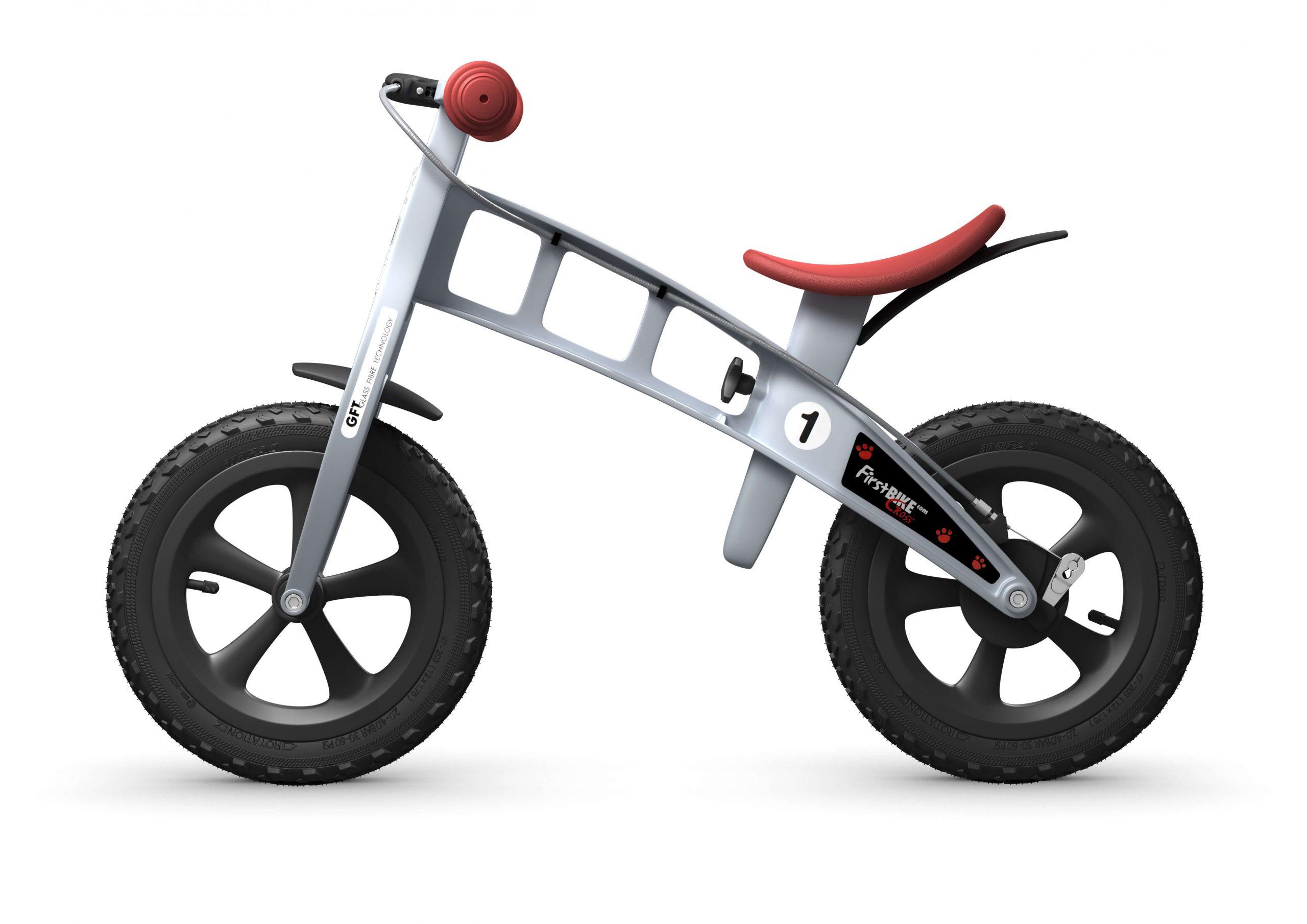 FirstBIKE Balance Bike Cross6