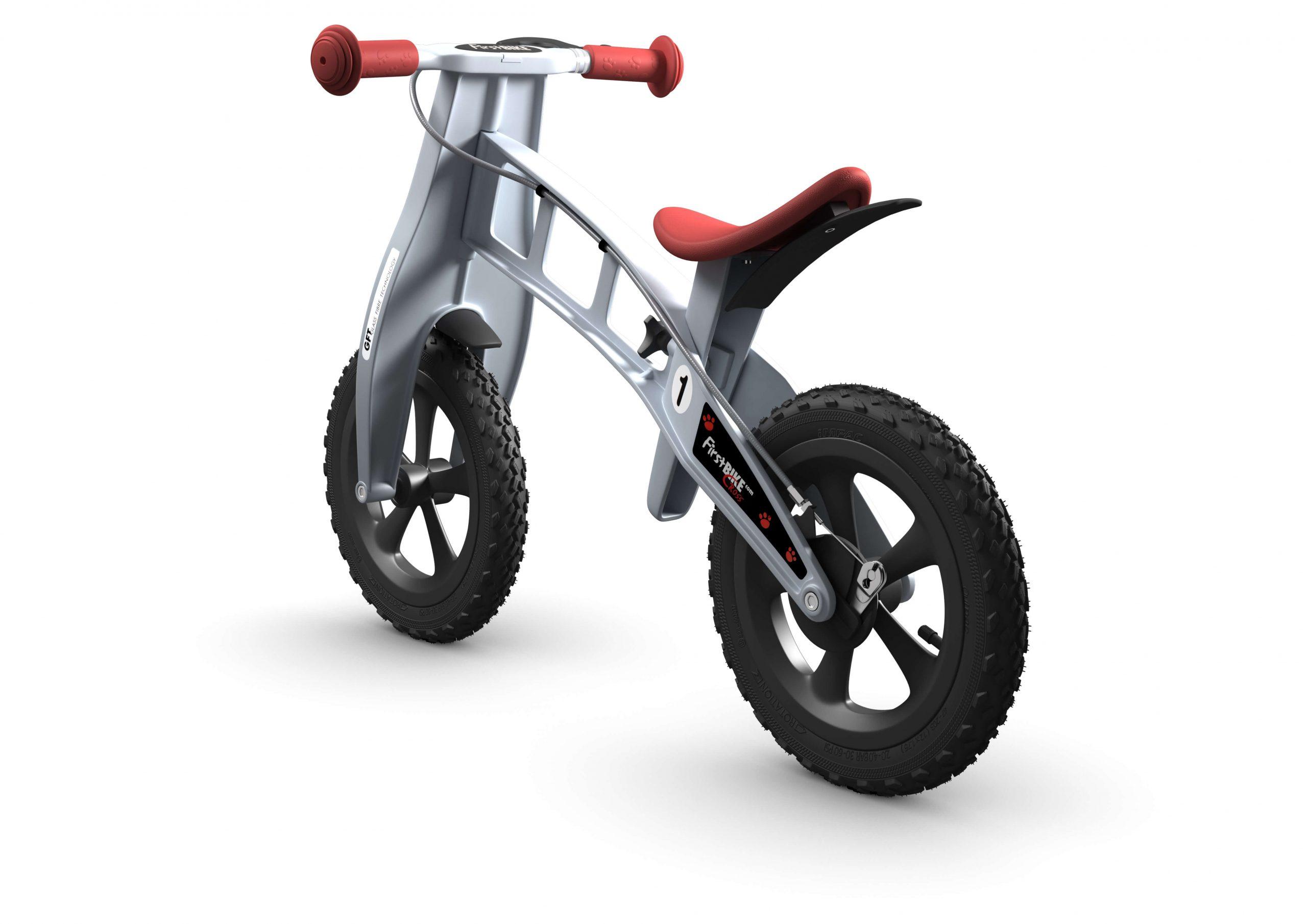 FirstBIKE Balance Bike Cross5