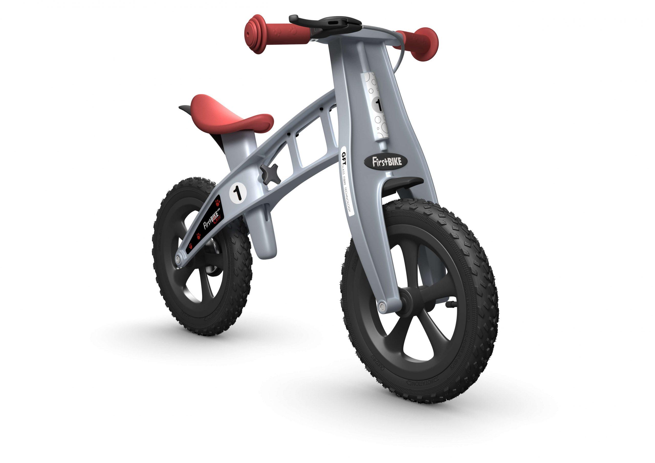 FirstBIKE Balance Bike Cross4