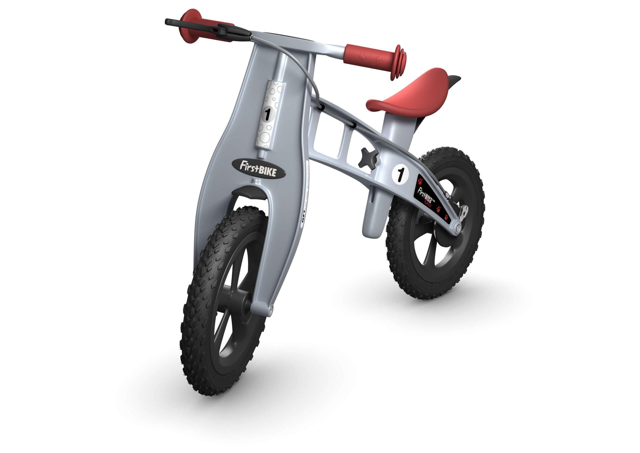 FirstBIKE Balance Bike Cross3