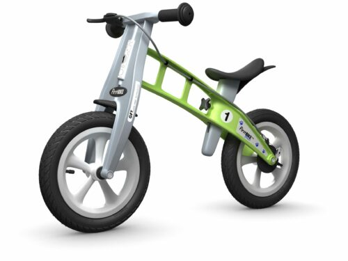 FirstBIKE Balance Bike Street Green5