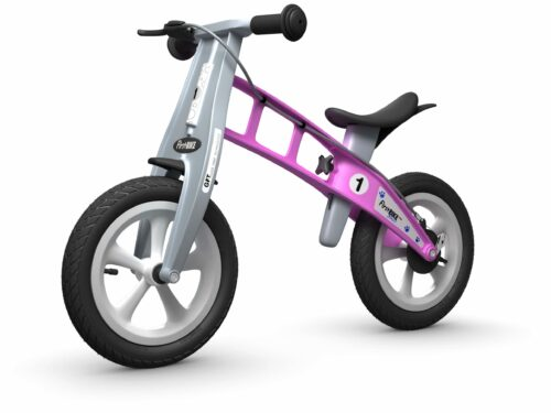 FirstBIKE Balance Bike Street Pink5