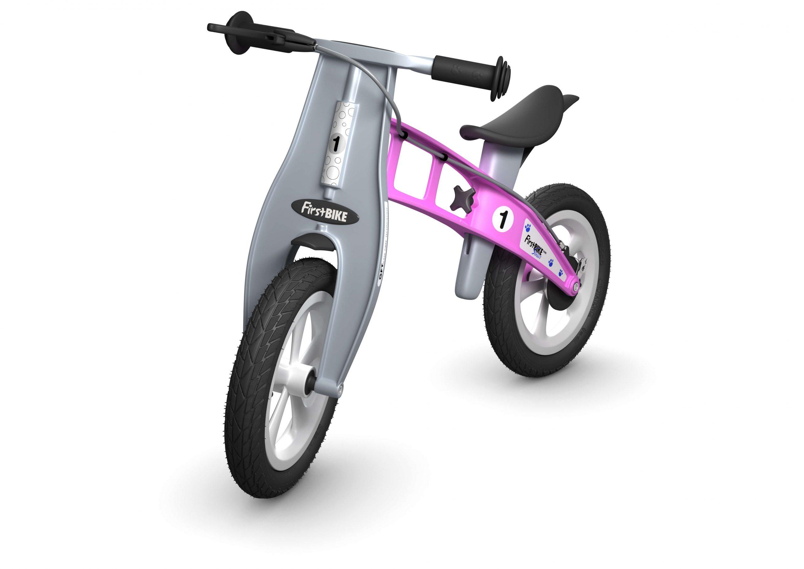 FirstBIKE Balance Bike Street Pink1