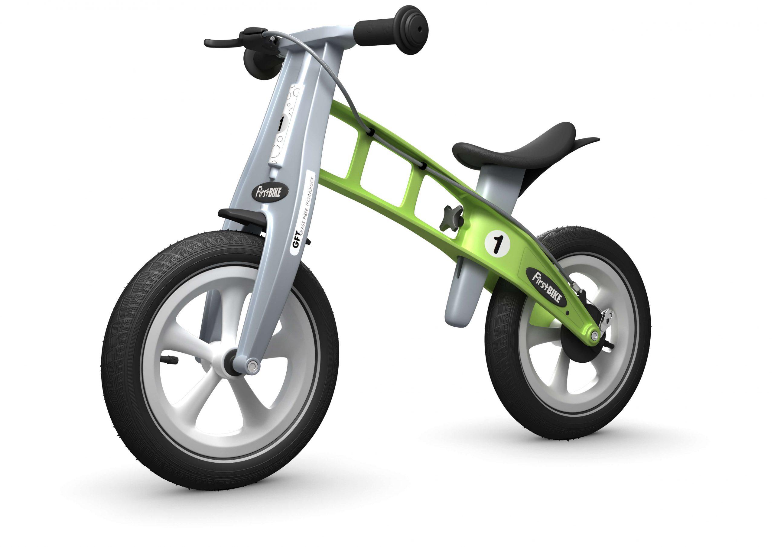 FirstBIKE Balance Bike Street Green11