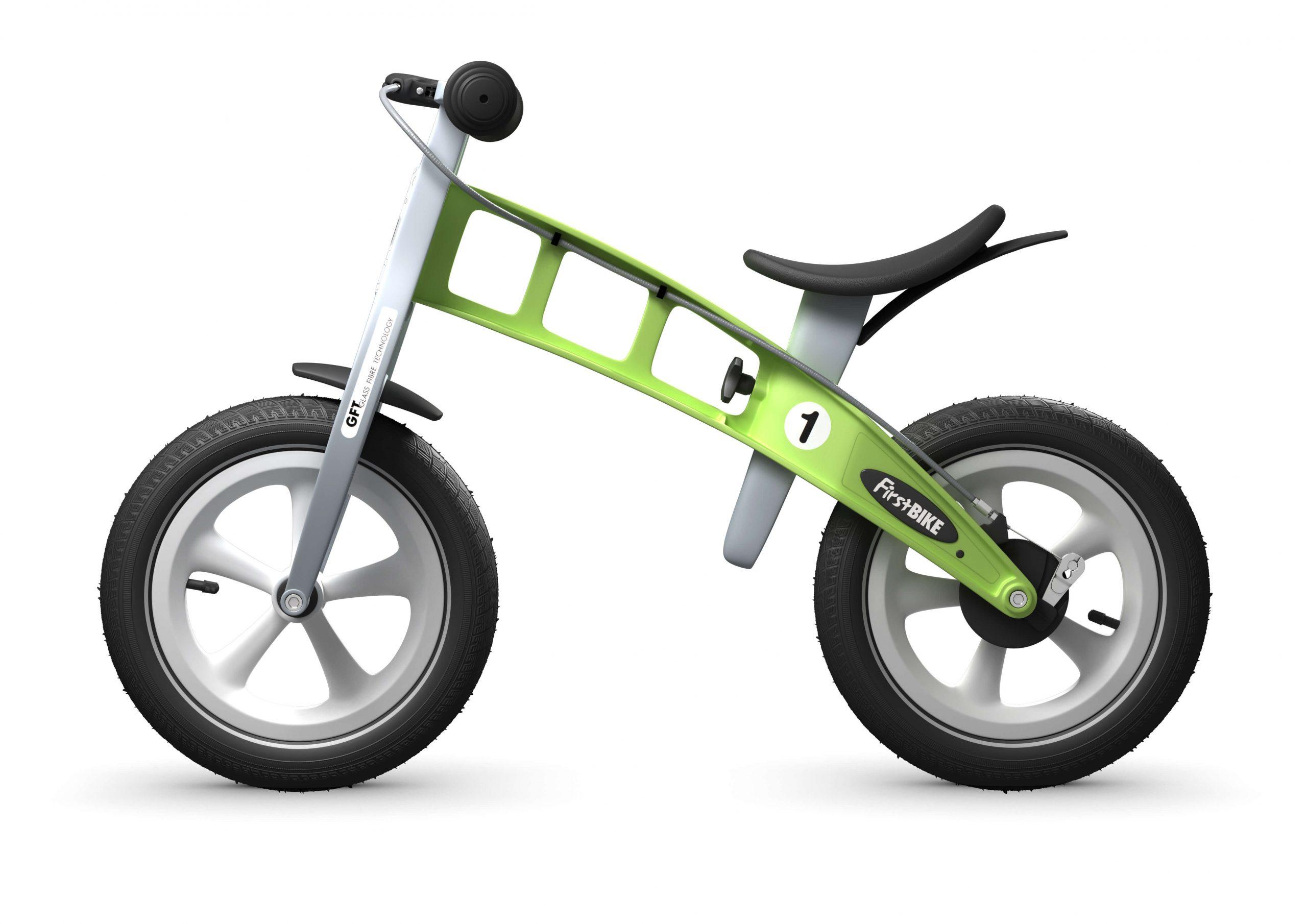 FirstBIKE Balance Bike Street Green10