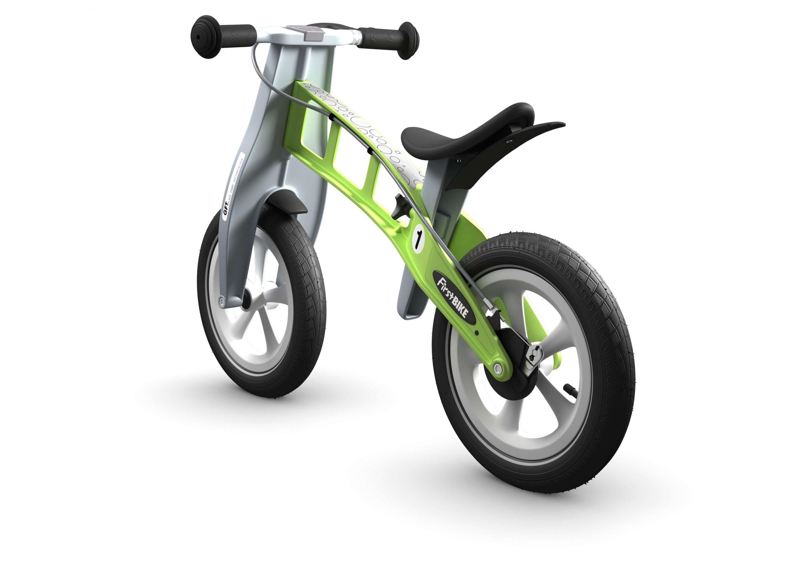 FirstBIKE Balance Bike Street Green9