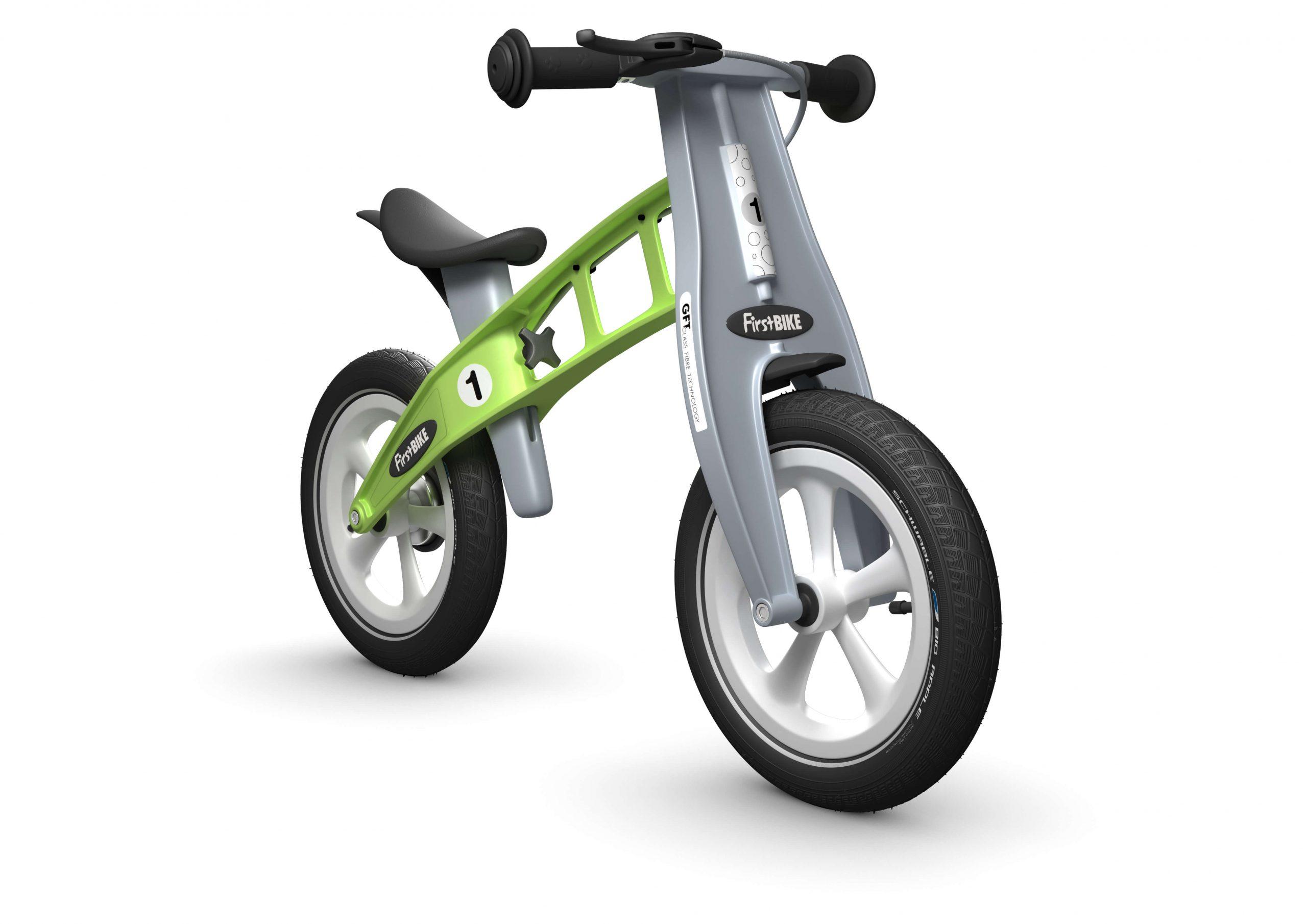 FirstBIKE Balance Bike Street Green8