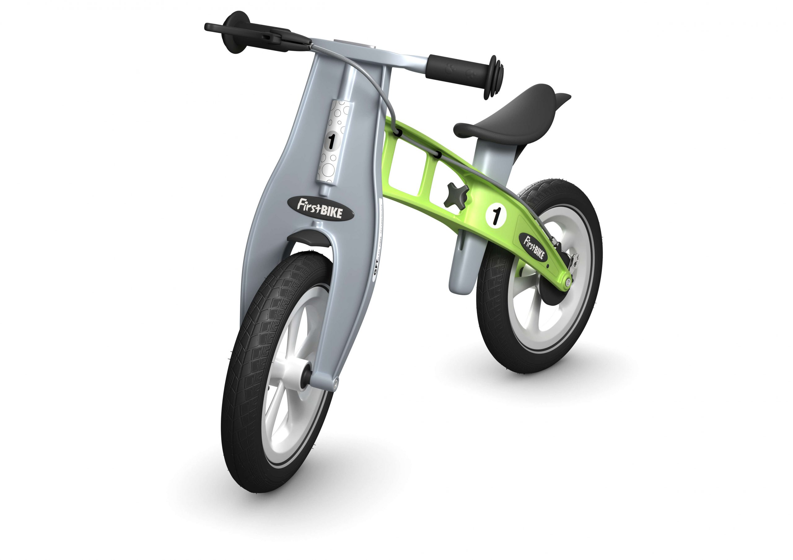 FirstBIKE Balance Bike Street Green7