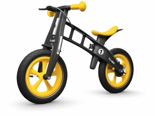 FirstBIKE Balance Bike Limited Edition Yellow8