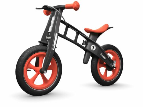 FirstBIKE Balance Bike Limited Edition Orange5