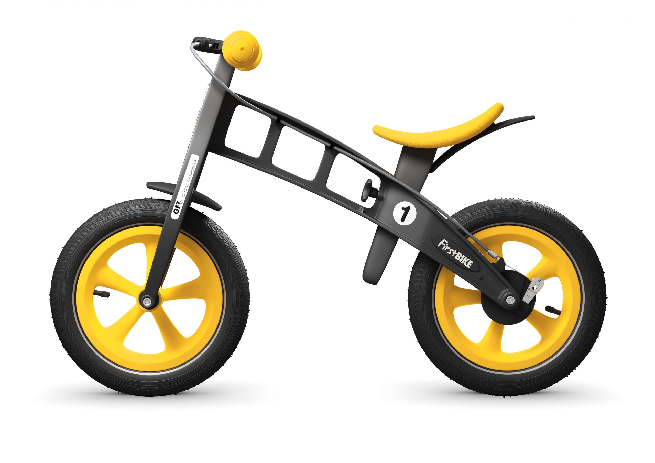 FirstBIKE Balance Bike Limited Edition Yellow7