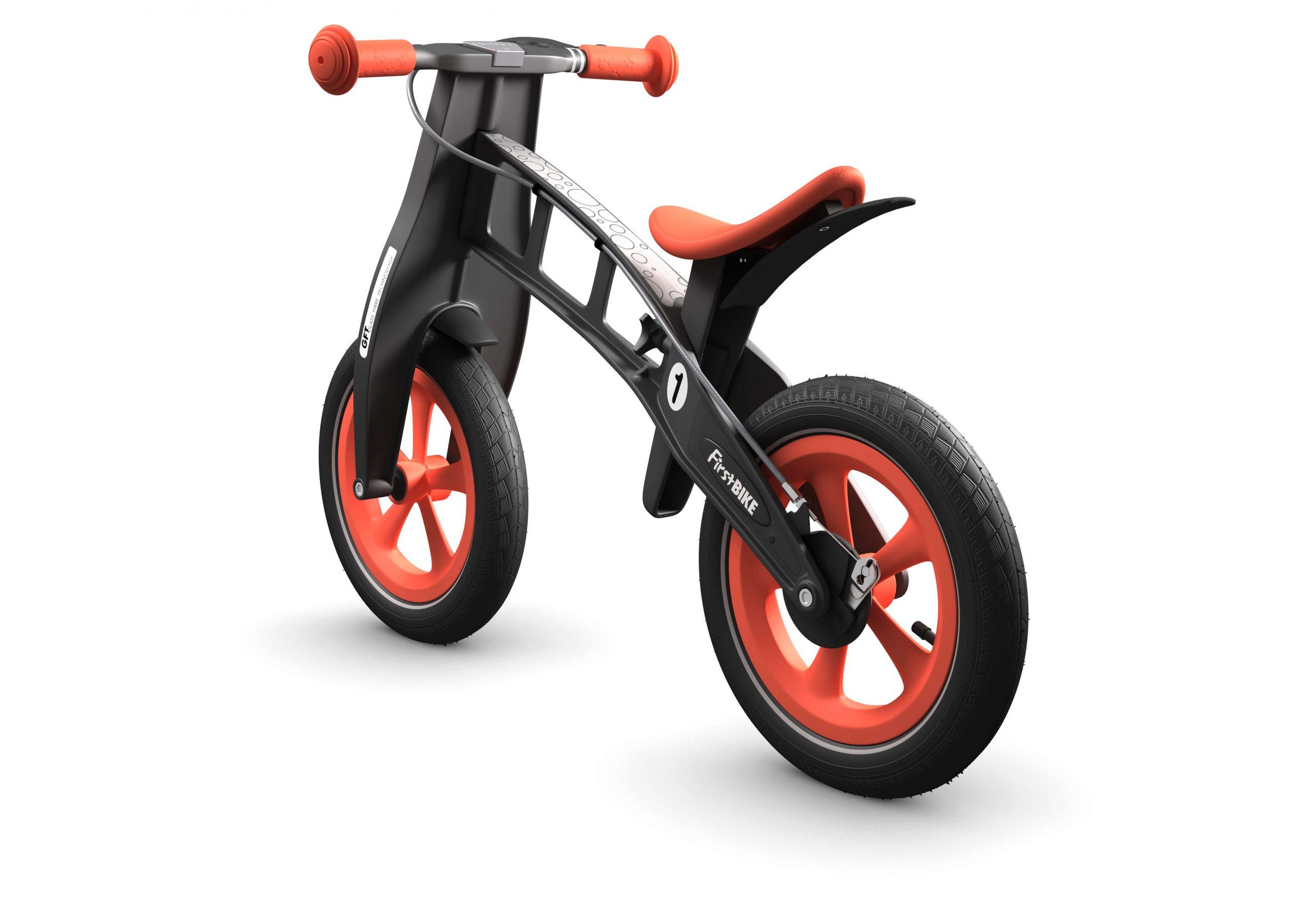 FirstBIKE Balance Bike Limited Edition Orange3
