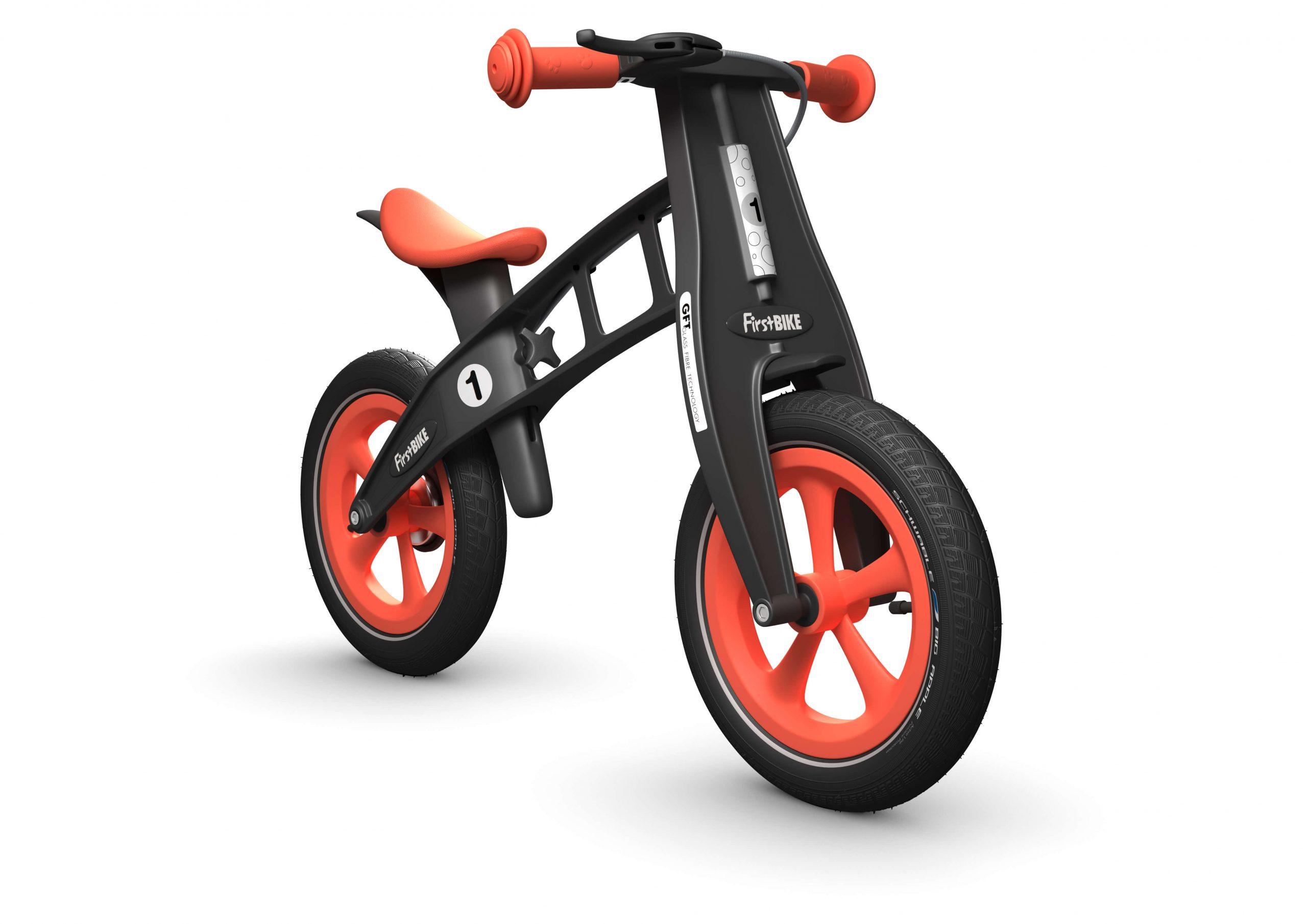 FirstBIKE Balance Bike Limited Edition Orange2