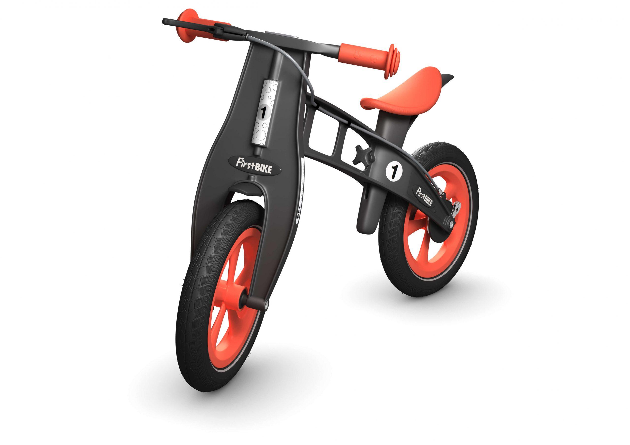 FirstBIKE Balance Bike Limited Edition Orange1