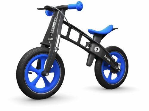 FirstBIKE Balance Bike Limited Blue9