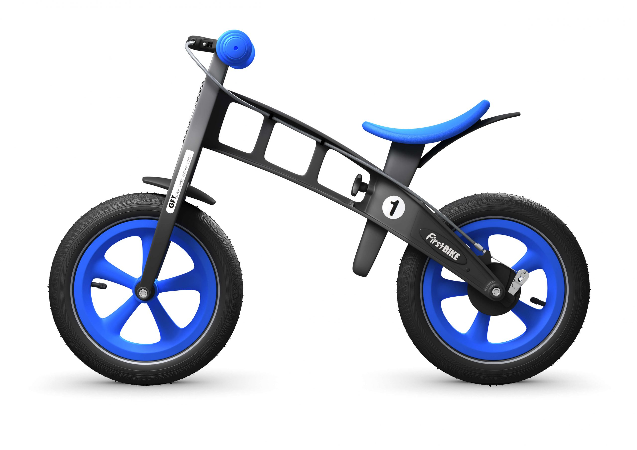FirstBIKE Balance Bike Limited Blue8