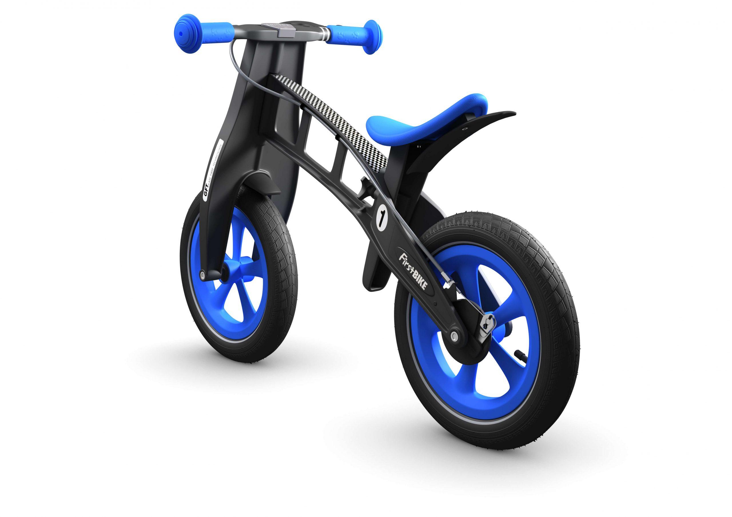 FirstBIKE Balance Bike Limited Blue7