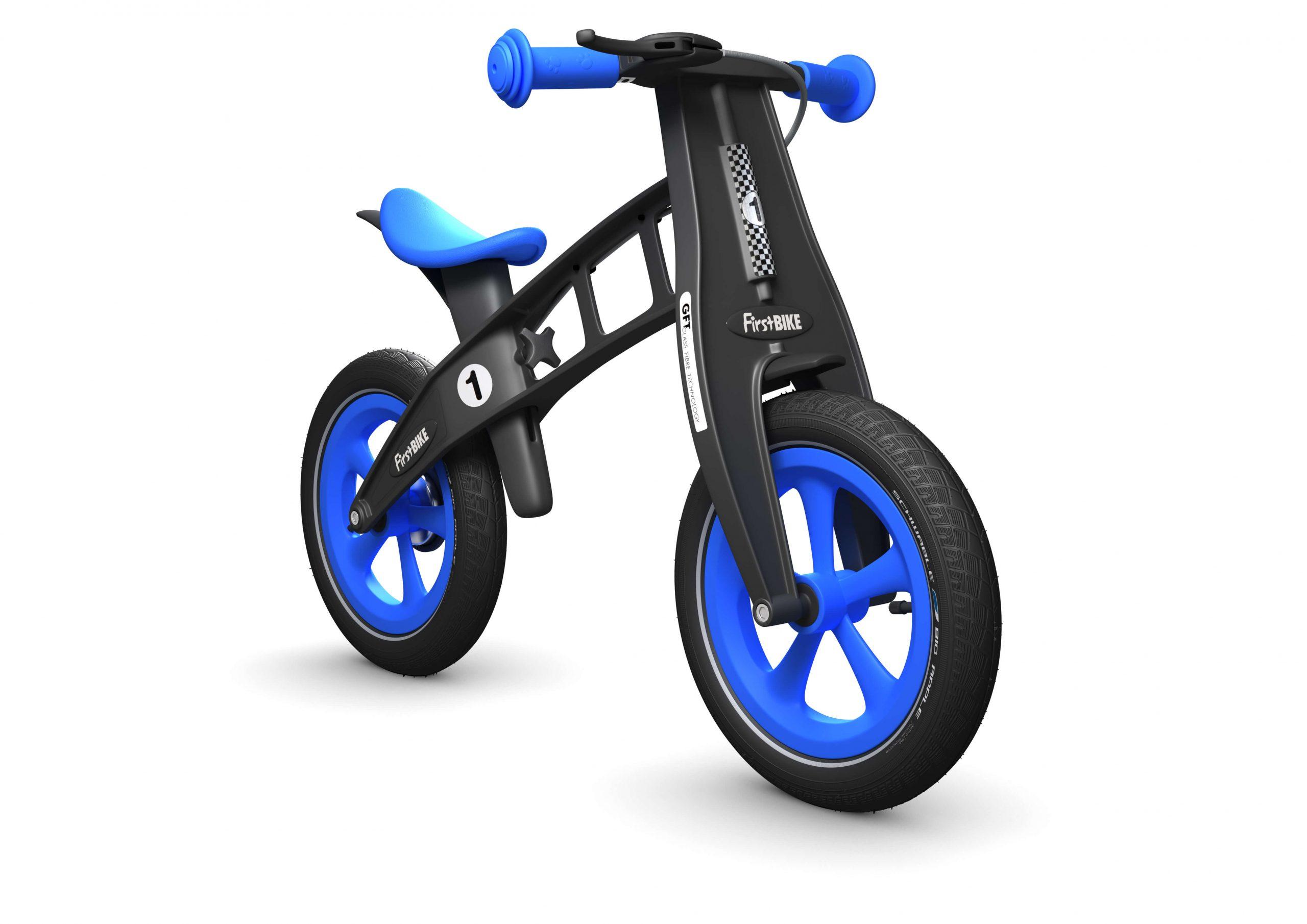 FirstBIKE Balance Bike Limited Blue6