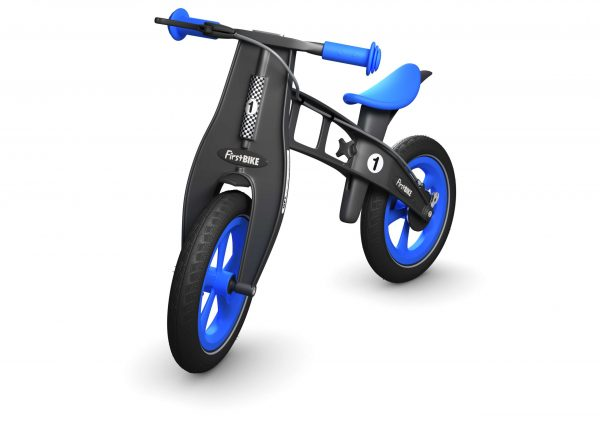 FirstBIKE Balance Bike Limited Blue5