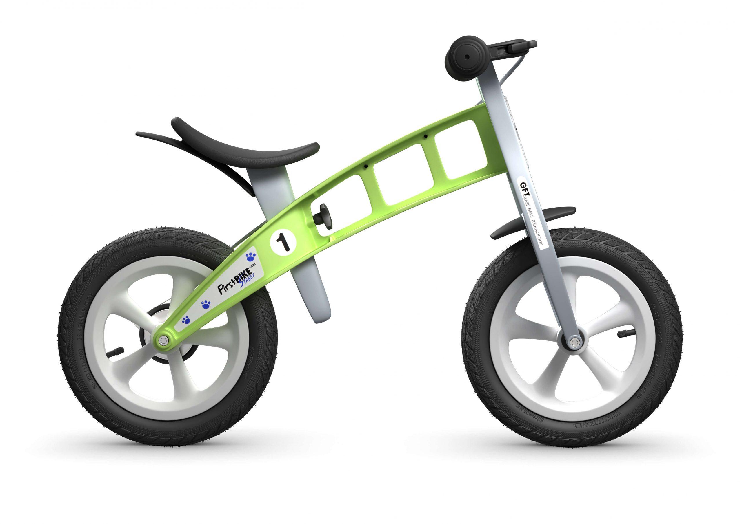 FirstBIKE Balance Bike Street Green