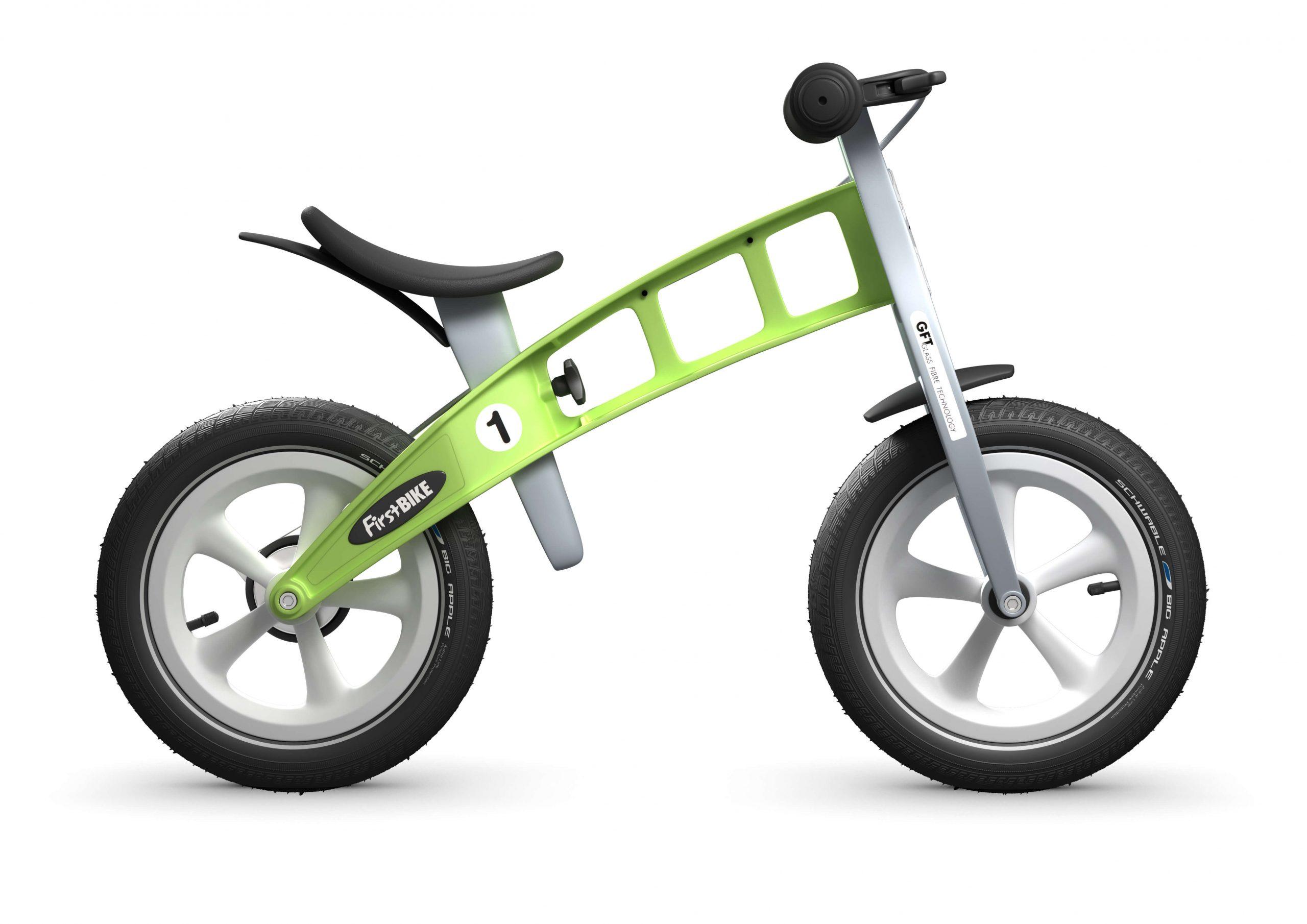 FirstBIKE Balance Bike Street Green6