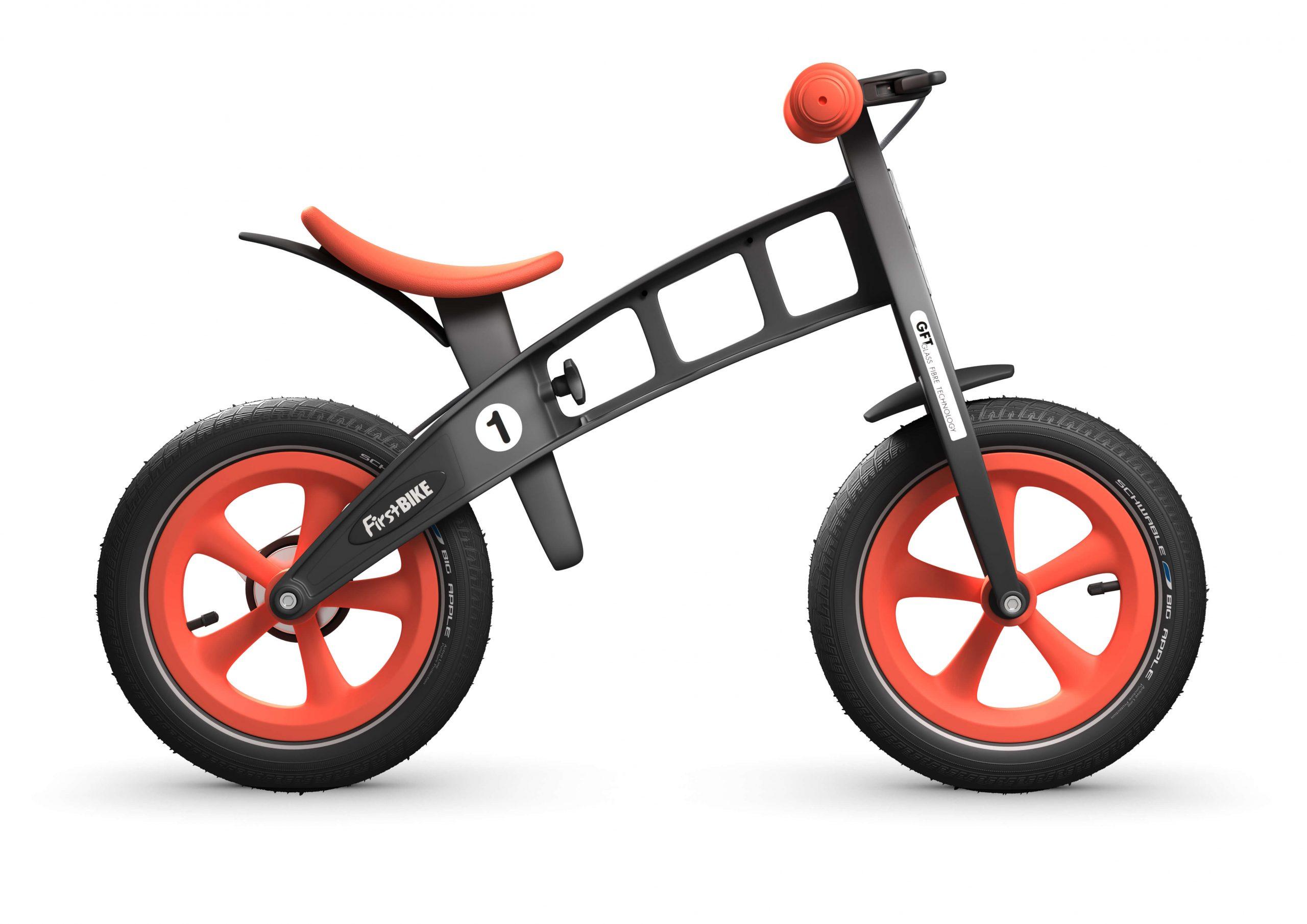 FirstBIKE Balance Bike Limited Edition Orange