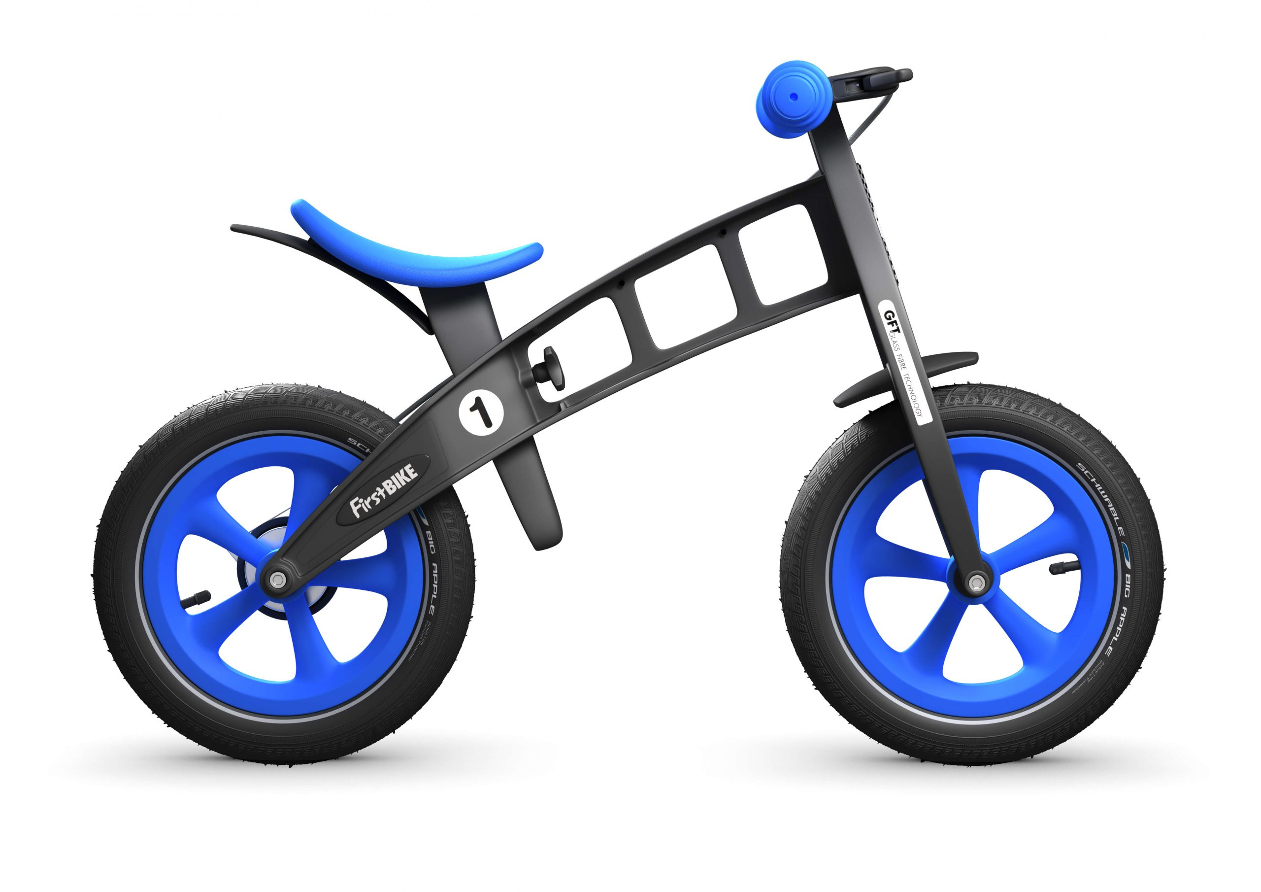 FirstBIKE Balance Bike Limited Blue4
