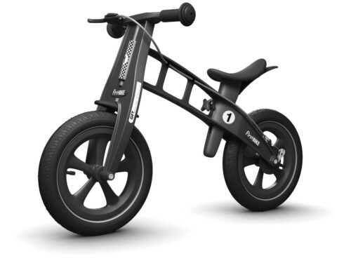 FirstBIKE Balance Bike Limited Edition Black5