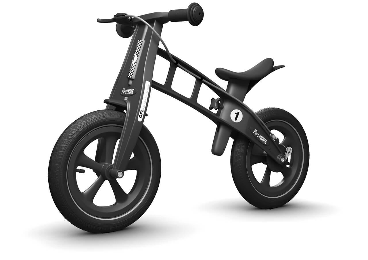 FirstBIKE Balance Bike Limited Edition Black5