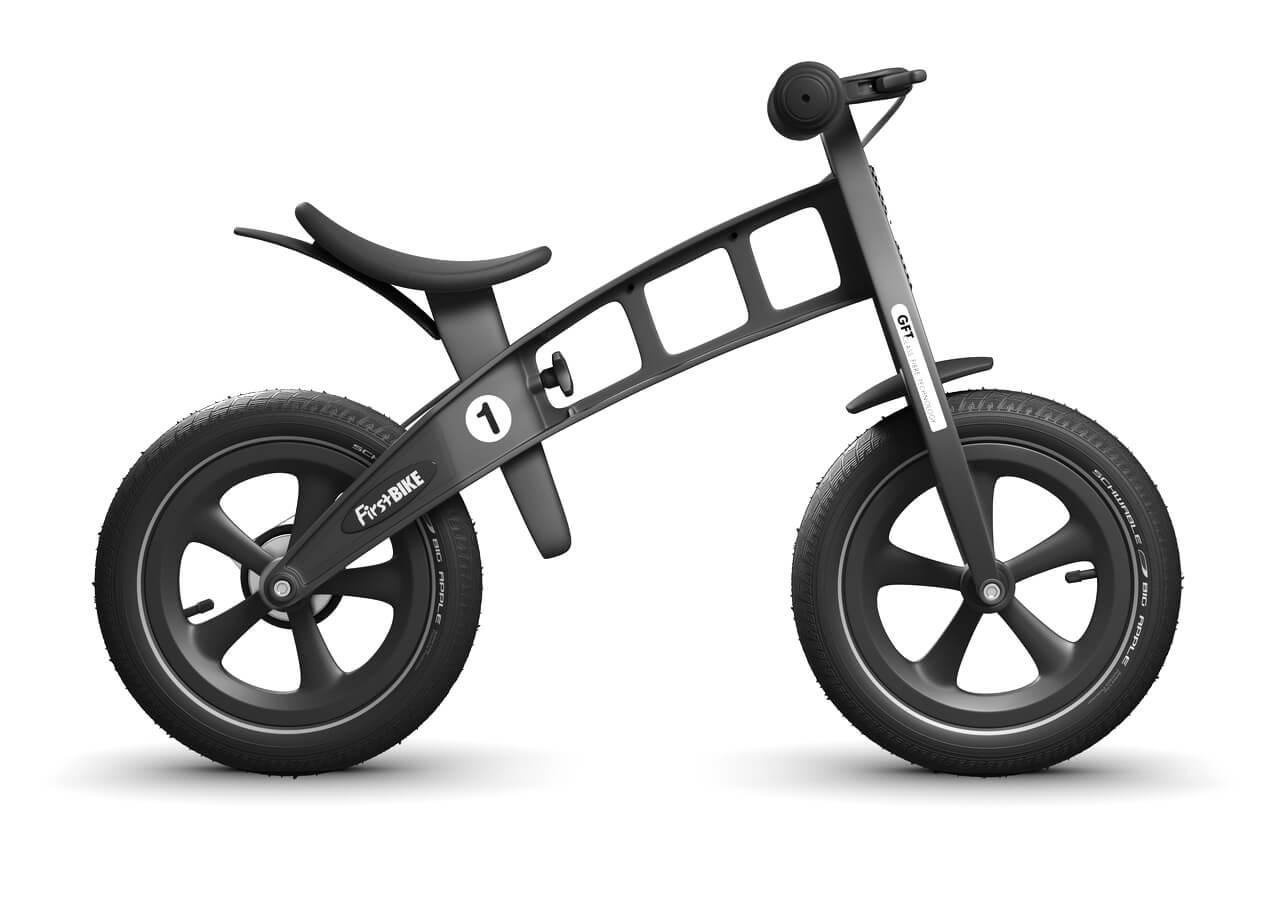FirstBIKE Balance Bike Limited Edition Black4