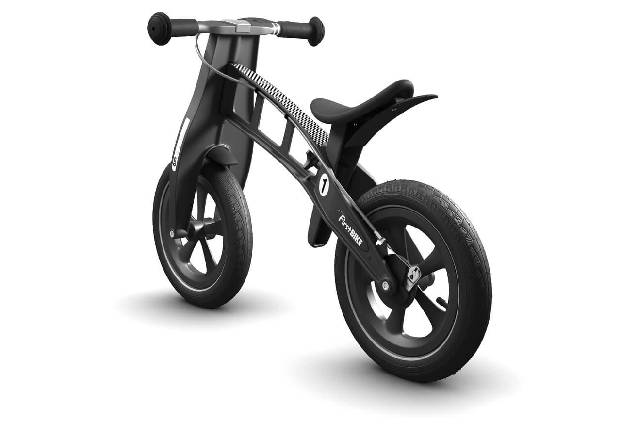 FirstBIKE Balance Bike Limited Edition Black2