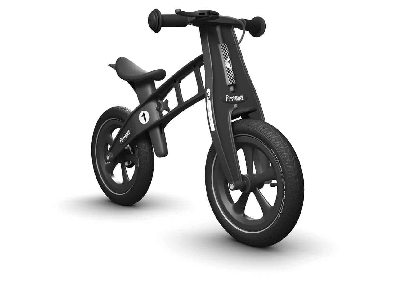 FirstBIKE Balance Bike Limited Edition Black3