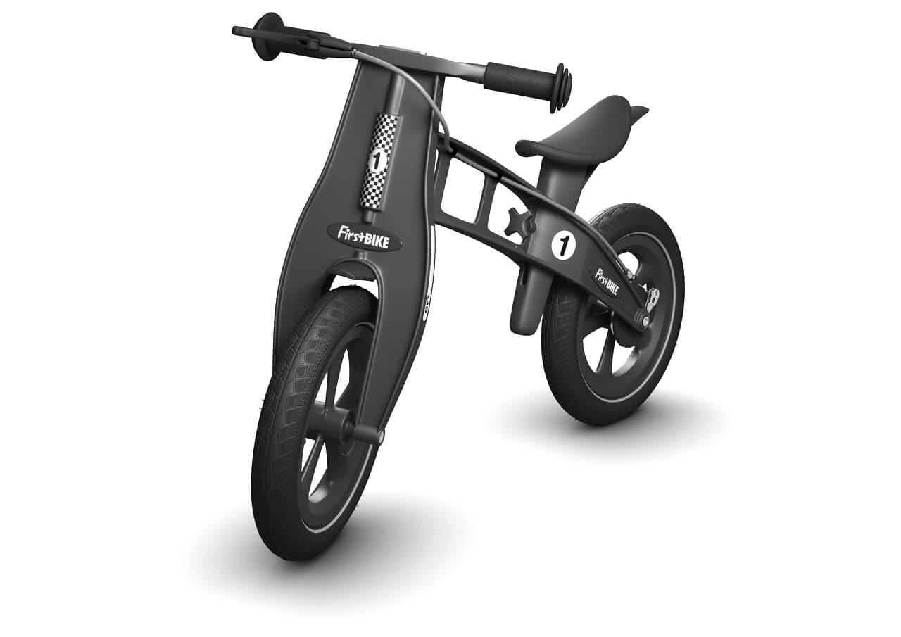 FirstBIKE Balance Bike Limited Edition Black1