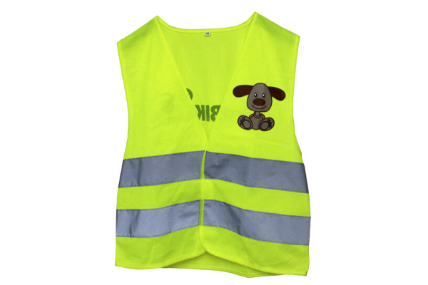 FirstBIKE Safety Vest1