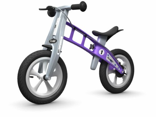 FirstBIKE Balance Bike Street Violet4
