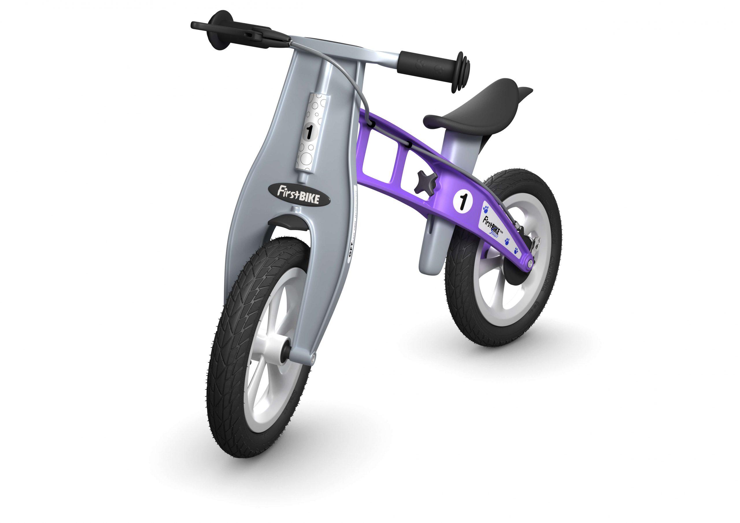 FirstBIKE Balance Bike Street Violet
