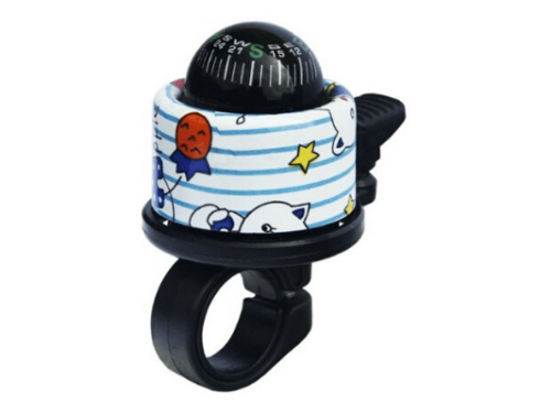 FirstBIKE Bell Clown Compass