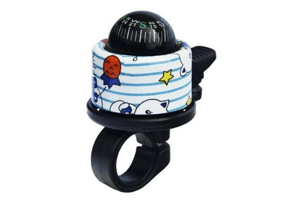 FirstBIKE Bell Clown Compass