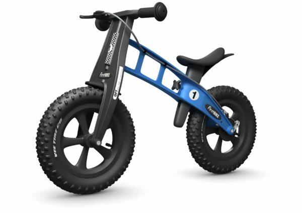 firstbike balance bike Fat light blue