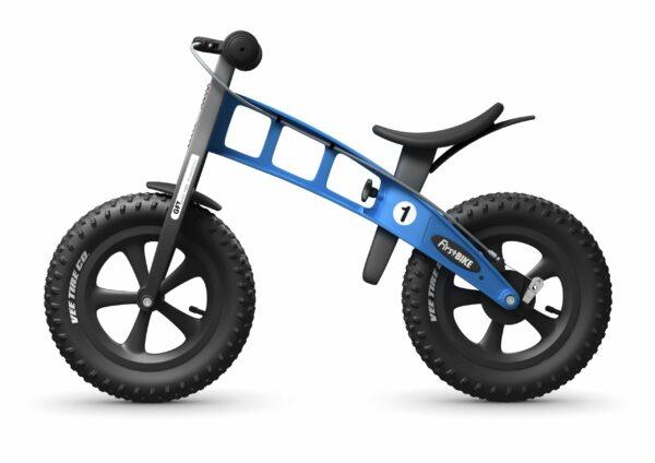 FirstBIKE Balance Bike Fat Light Blue5