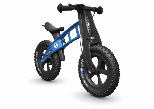 FirstBIKE Balance Bike Fat Light Blue3