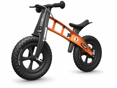 FirstBIKE Balance Bike Fat Orange5