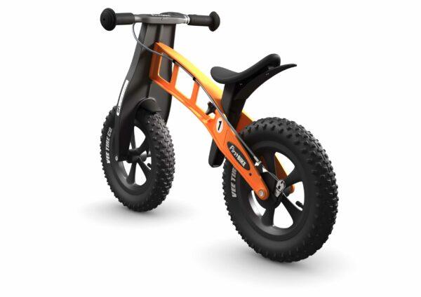 FirstBIKE Balance Bike Fat Orange3