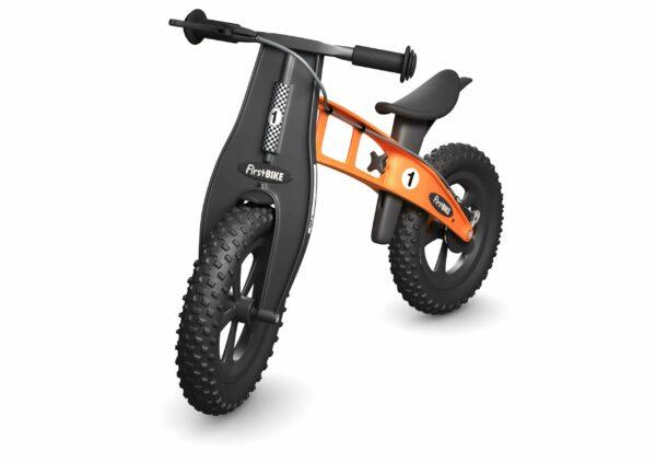FirstBIKE Balance Bike Fat Orange1
