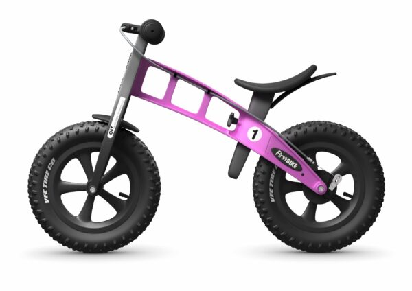 FirstBIKE Balance Bike Fat Pink4