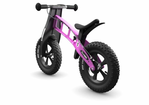 FirstBIKE Balance Bike Fat Pink3